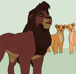 Talking Kovu Base (4/5) by ChubNarwhalBases