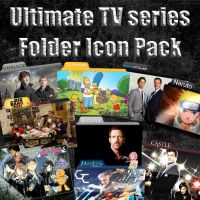 Folder Icons for TV Series and Animes (All-In-One) by adityamohan93