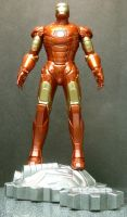 Iron Man--Finished by Roguewing