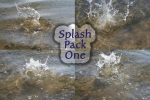 Splash Pack - 1 by Seductive-Stock