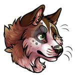 YCH for oOBrushstrokeOo by borzoi-lover