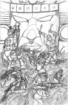 Legends of the Hidden Temple- Pencils by CrimeRoyale
