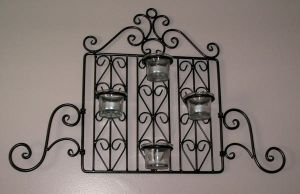 Cage Heart Candle Holder by Rubyfire14-Stock