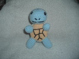 Squirtle by Nanettew9