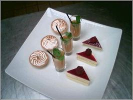 Pastry Trio 2 by Chef-Gothique