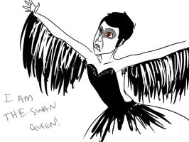 Moriarty Is: THE SWAN QUEEN by Renikey