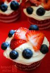4th of July Cupcakes by Strange-1