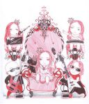 Red Queen Theory cartoon by koregore