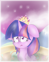 The crown is upon your head by KristySK