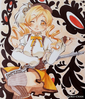 Tomoe Mami by Goku-chan