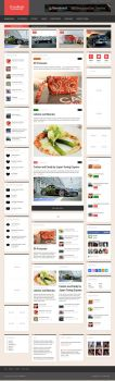 CrossRoad - Responsive WordPress Magazine / Blog by ZERGEV