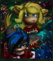 Secret Santa Project: CandiPhoenixes by SelfW0RTH