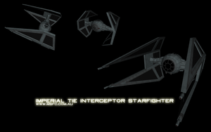 Tie Interceptor by Majestic-MSFC