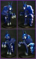 Princess Luna Commssion by MadPonyScientist