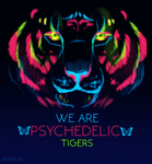.: We are psychedelic tigers :. by Samooraii