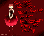 Ana-Phys Character Profile: RBC by HavFos