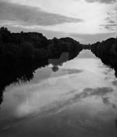 Waterways #1 by ClausRogisch