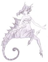 Mer Series: Seahorse by Aura-Jewell