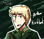 APH: Arthur Kirkland doodle by Field-Of-Roses