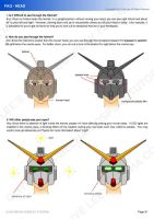 Gundam/Mecha cosplay tutorial - FAQ 1 by Clivelee