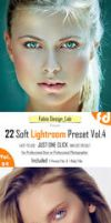 22 Soft Lightroom Preset Vol.4 by hazrat1