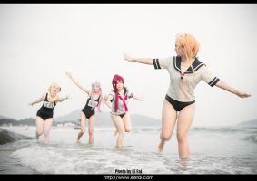 Kancolle Cosplay 32 by eefai