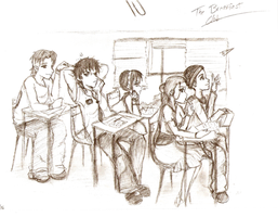 The breakfast club by frogit