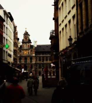 Antwerp by NicoTheChan