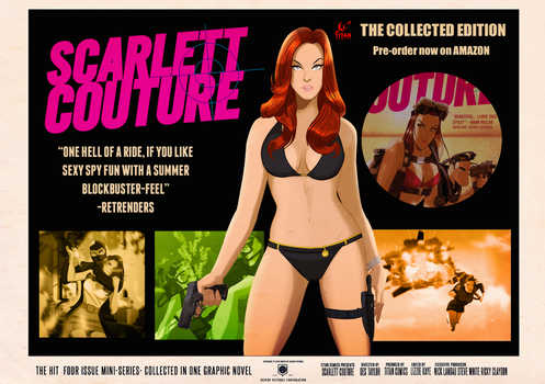 Scarlett Couture Collected Edition Promo by DESPOP