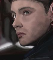 supernatural Dean Winchester by Asuka10