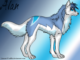 Alan by DappleFeather