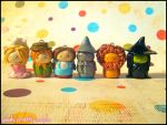 The Wizard of Oz by Cinnamonster