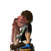Don't worry we find your Sister I'm sure that by Serah-Lightning