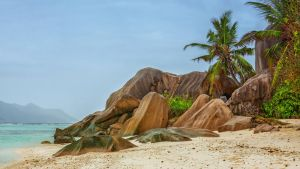 morning on La Digue by fly10