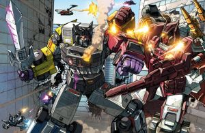 Menasor v Computron by Dan-the-artguy