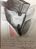 I'd like to have an uncle like Wheeljack by SolarsWind