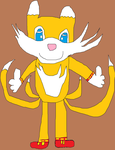 :Revolution 4 Tails For Tails: by Lemurcho