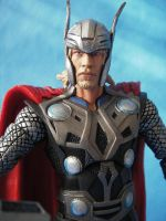 Thor Marvel Legends by cusT0M