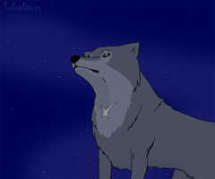 Wolf's Rain - Tsume by Toboe4Ever