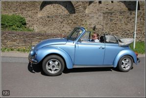 VW Beetle Convertible by 22photo