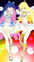 Repent - Panty and Stocking by nightmaredude456