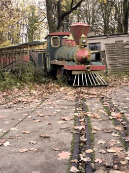 Spreepark Mini Train by Diesel74656