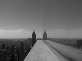 The Empire State Building by b3thanyisgangsta