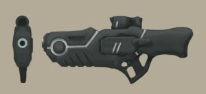 Assult Rifle :detail: by jcevil