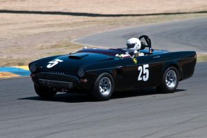 1964 Sunbeam Tiger by SharkHarrington