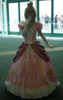 Princess Peach:: AX 09 by CapcomQueen