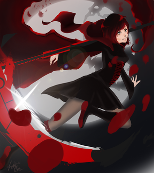 Ruby Rose by Elve-nM