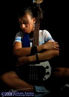 Melissa : Bass Is Life I by OnlyAppearStupid