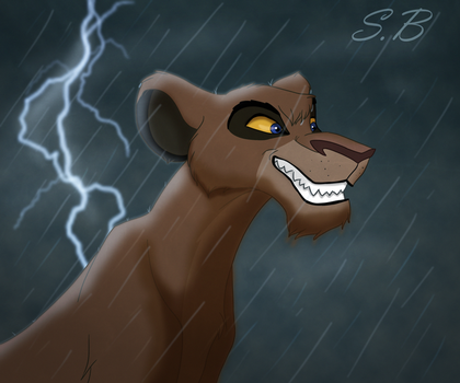 Where's Your Pretty Daughter, Nala? by sbrigs