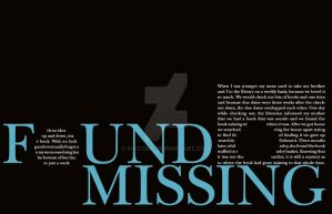 Found Missing by mac1388